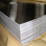 Листы и плиты из нержавеющей стали