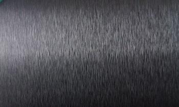 Лист анодированный шлифованный Чёрный