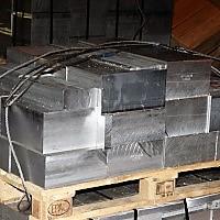 Плиты по сплаву Амг2