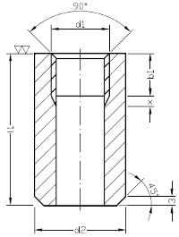 DIN 86103 Form B