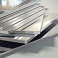 Плита из алюминия АД1