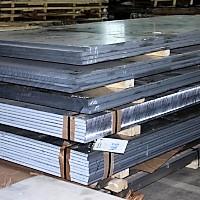 Плита алюминиевая А5